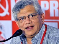 Left unity in Bihar a new beginning: Sitaram Yechury