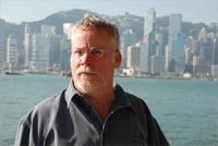 Was crime reporter, so could turn into crime novelist: Michael Connelly
