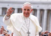 New climate negotiator: Pope fights for science, denouncing consumerism