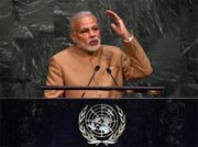 Modi makes strong pitch for UNSC reforms, outlines India's green goals