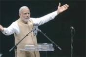 21st century belongs to India, says Modi as he wows Indian community