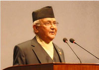 Dates for Nepal PM's India visit being fixed