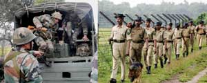 Search operation on in Gurdaspur border belt; BSF foils infiltration