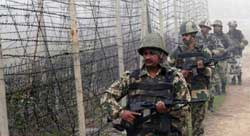 Inadvertent strays across Indo-Pak border get  humanitarian treatment  even in tense times
