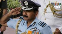 Force prepared to take up any challenge: IAF chief