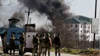 Operation resumed against holed-up militants in Kashmir