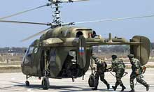 HAL to sign deal with Rostec Corporation to manufacture Kamov Military Choppers