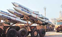 MTCR benefit :: Brahmos Missile will now have a 600-km range covering every corner of Pak