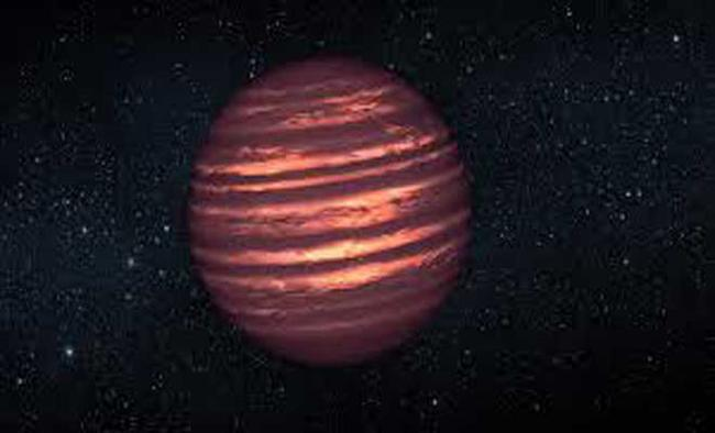 NASA space telescopes reveal a brown dwarf