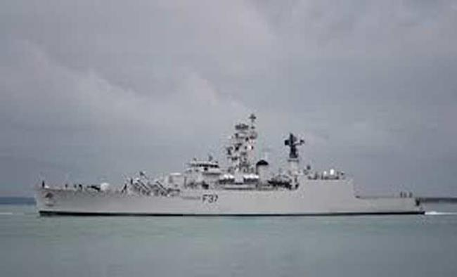 Indian Navy to make INS Betwa seaworthy again