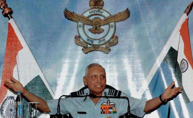 Ex-IAF chief S.P. Tyagi arrested in AgustaWestland probe