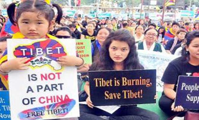Where from here? The curious case of Free Tibet Movement