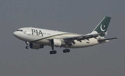 Plane with 47 on board crashes in Pakistan