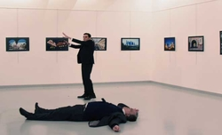 India condemns assassination of Russian ambassador