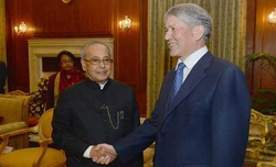India, Kyrgyzstan concerned about terrorism: Mukherjee