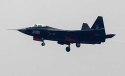 China tests F-31 stealth fighter, cheaper competitor to US F-35