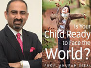 My technique can rebuild parent-child relationship: Author Anupam Sibal