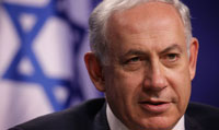 Situation not yet right for two-state solution: Netanyahu