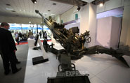 BAE selects Mahindras for  Make in India  howitzers