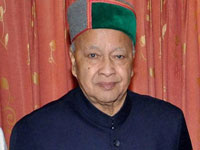 Himachal CM refuses to use force on India-Pakistan match protestors