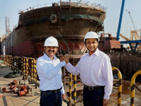 Reliance Defence delivers 1st ship after Pipavav takeover