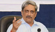 Parrikar promises time-bound enquiry into army firing