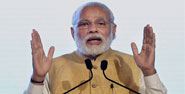 India poised for big splash in maritime sector: PM