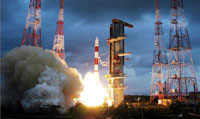 India s navigation satellite launch countdown progressing smoothly