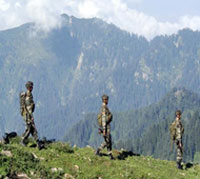 China told to cease construction in Pakistani Kashmir: Army