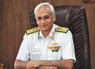 Sunil Lanba to be new Indian Navy chief