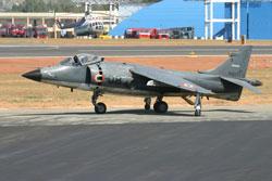 Sea Harriers de-inducted, MiG29K inducted in Indian Navy