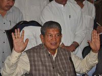 President's Rule to be revoked, Congress back in Uttarakhand