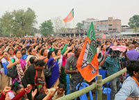 BJP s gains In Assam unrelated to record voter turnout