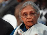 People in Delhi suffering from LG-Kejriwal confrontation: Sheila Dikshit