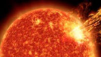 Solar storms brought life on Earth: NASA