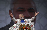 Schemes in place, Modi government seeks to improve delivery, make electoral gains (Two years of Modi government)