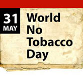 Every cigarette rots you, inside out (May 31 is World No Tobacco Day)
