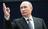 Putin orders national headquarters for World Cup security