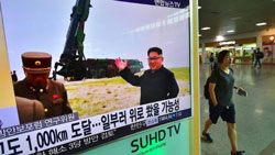N Korea threatens to attack over anti-missile system