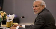 Modi chairs high-level meet on Kashmir, appeals for peace