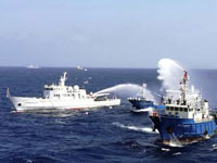 China will not stop quest for maritime hegemony