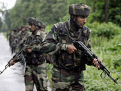 Indian Army Apprehends UPLA Chief Nikunja Kathar In Assam
