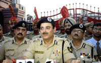 BSF-Pakistan Rangers hold border talks in Lahore