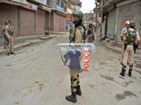 Tension in Kashmir after death of civilians