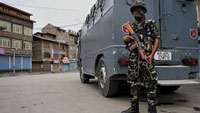 Restrictions continued in Kashmir with heavy security deployment