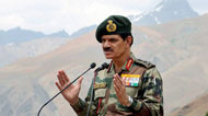 Army chief briefs Parrikar on affidavit against V.K. Singh