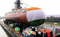 Navy takes up Scorpene leak issue with French government