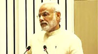 My vision for India is rapid transformation: Modi