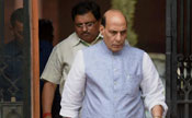Rajnath to visit Kashmir, curfew lifted in valley