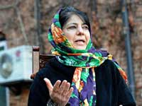 After failed peace bid, Mehbooba is running out of options